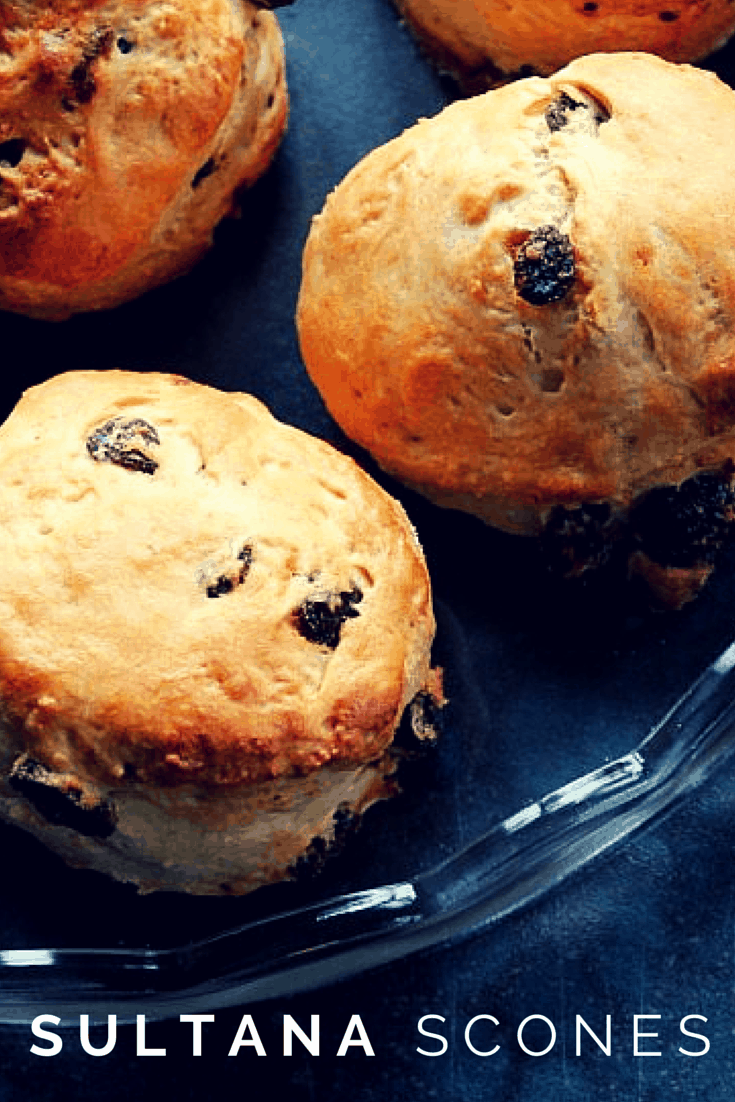 Healthy Fruit Scones Recipe for the Whole Family