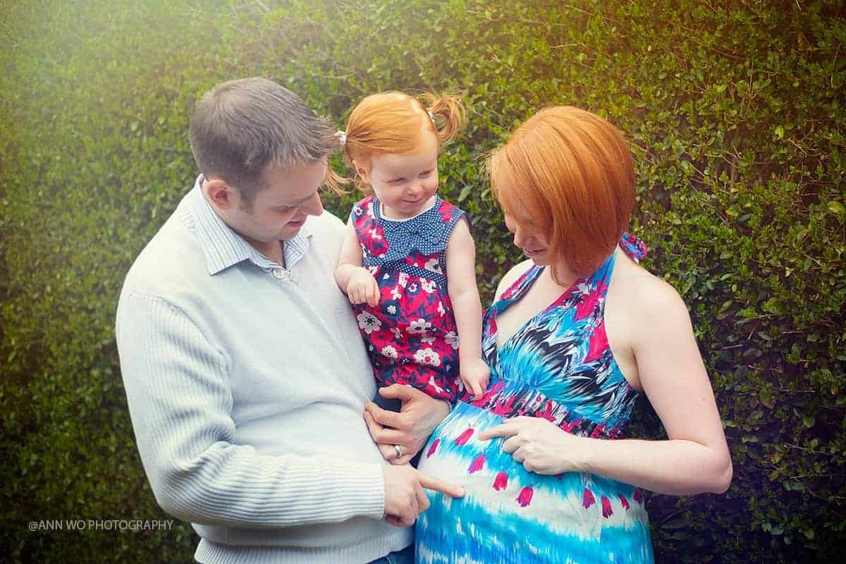 Review: Ann Wo Photography - Pregnancy/Newborn Photography
