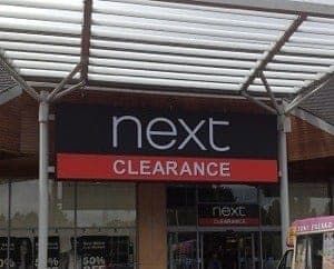 Next Clearance Store (Farnborough Gate)