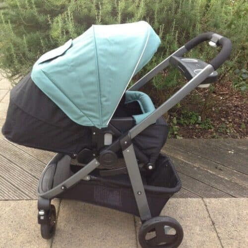 Review: Graco Sky Travel System
