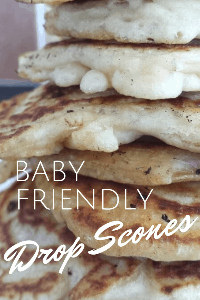 Baby Friendly Drop Scones