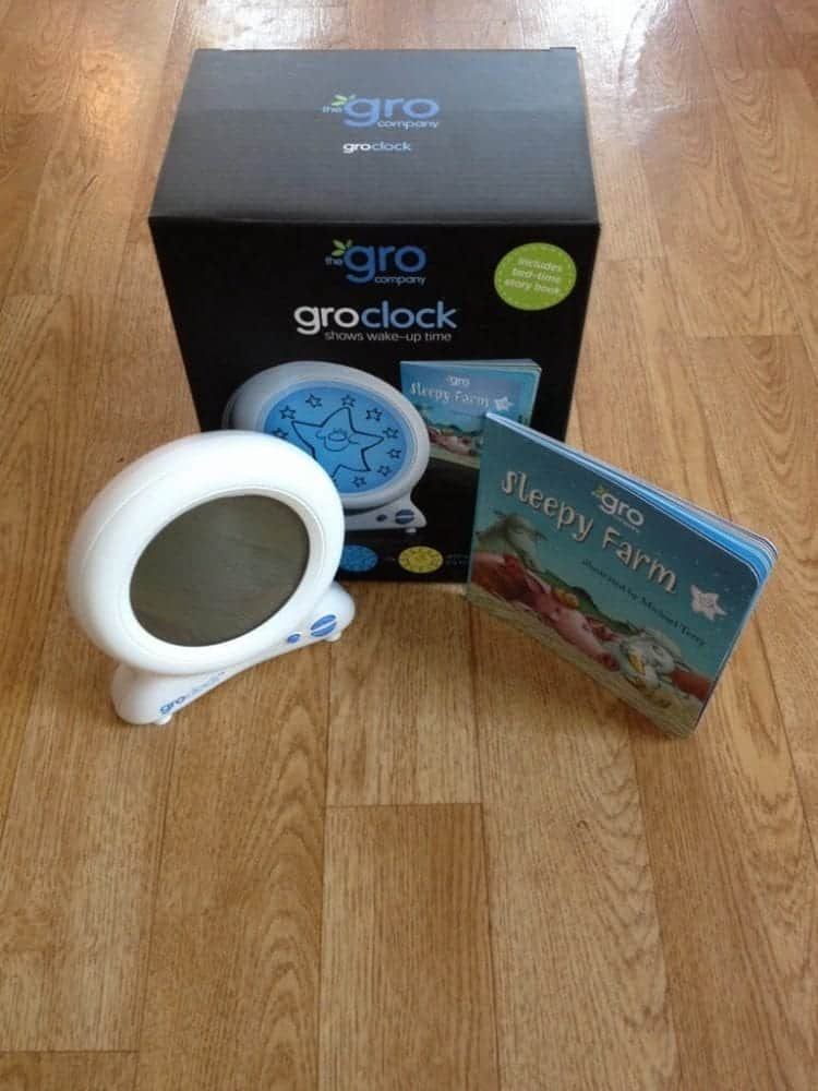 Gro-Clock and Gro-Egg