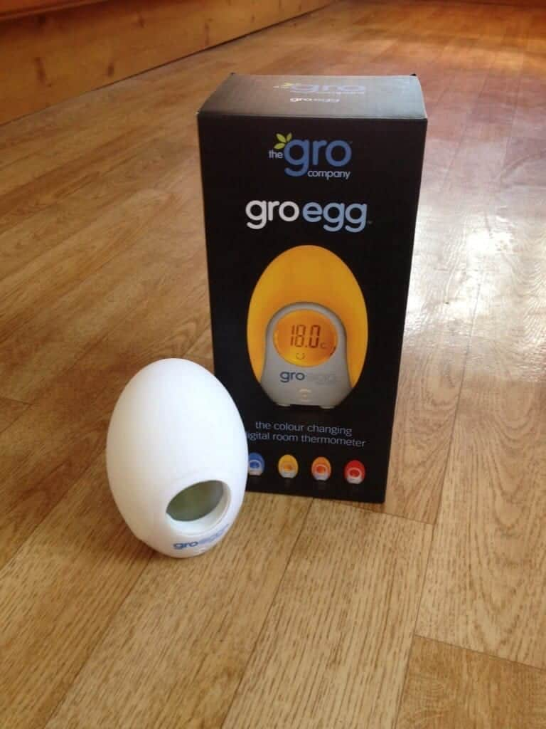 Review Gro Clock Amp Gro Egg What The Redhead Said
