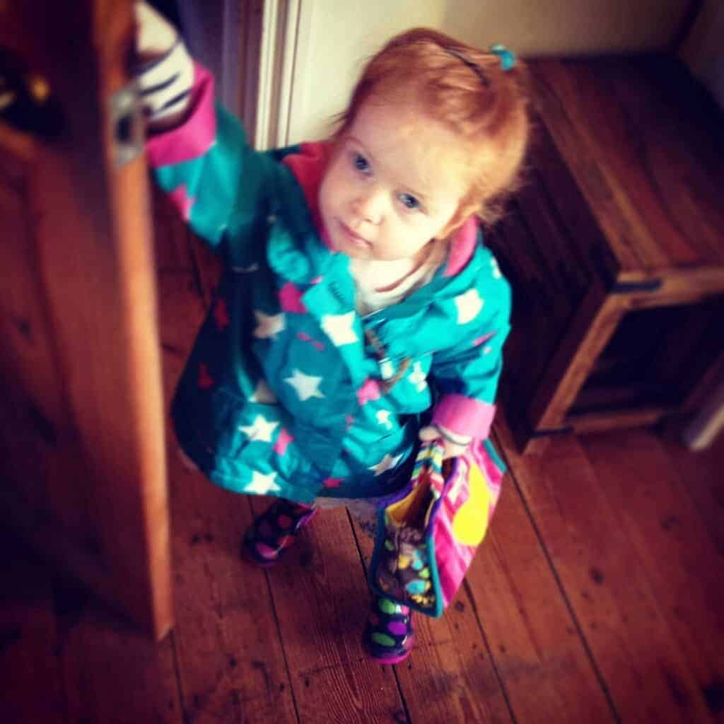 Pickle's Prized Possession – Her Handbag! {The Ordinary Moments}
