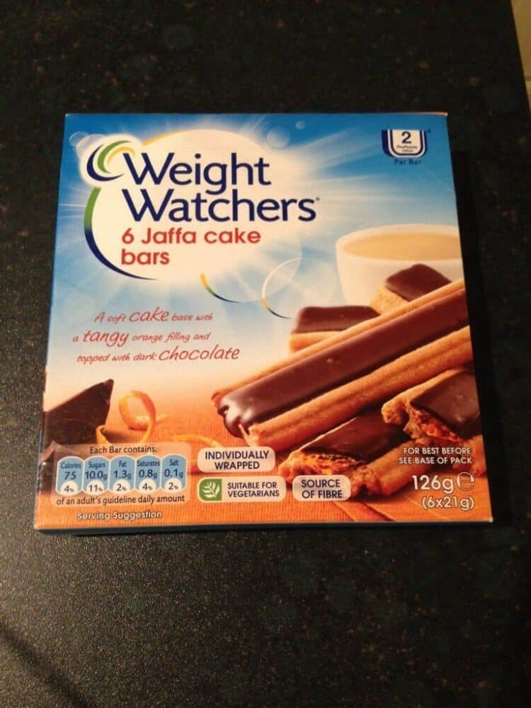 Review Weight Watchers Biscuits And Treats What The Redhead Said
