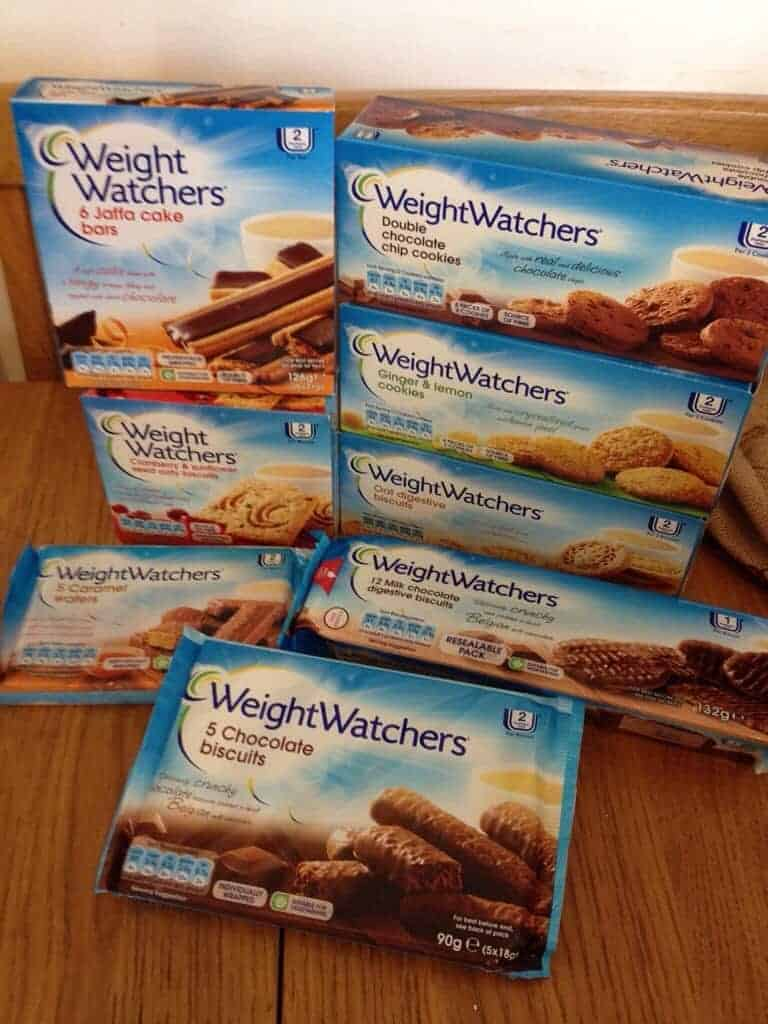 Review: Weight Watchers Biscuits and Treats