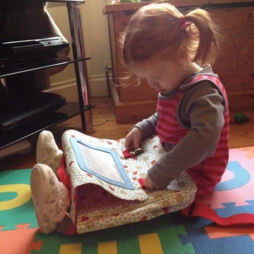 Pink Lining Review: Picture Satchel and Ladybird Bedtime Stories Book