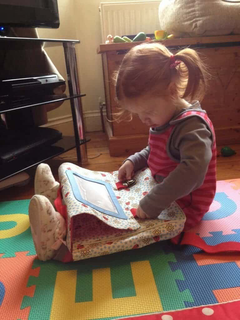 Review: Pink Lining Picture Satchel, Ladybird Bedtime Stories Book and Competition!
