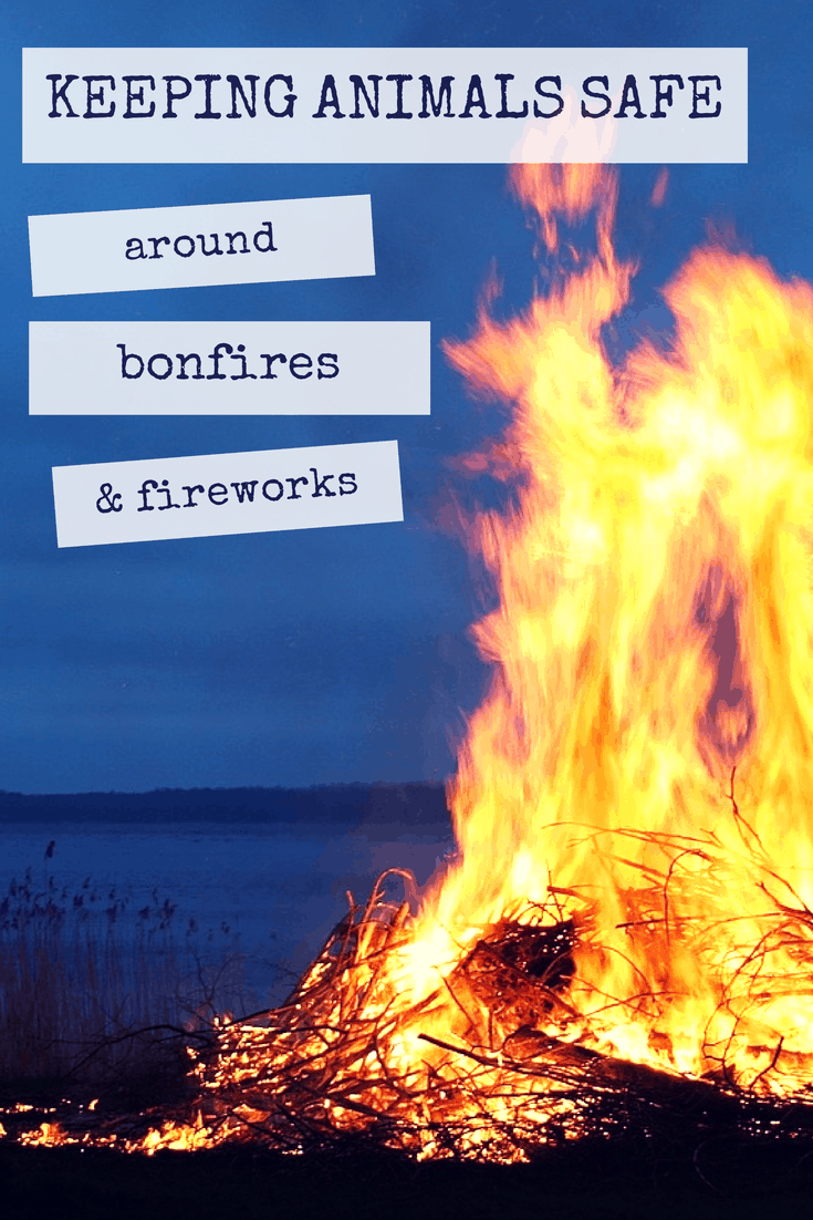how to keep a bonfire going