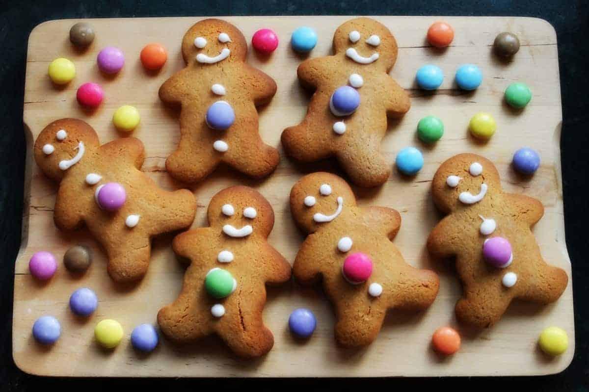 Easy Peasy Gingerbread