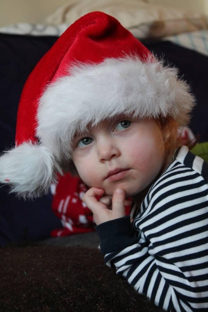 Santa Hat {The Ordinary Moments}