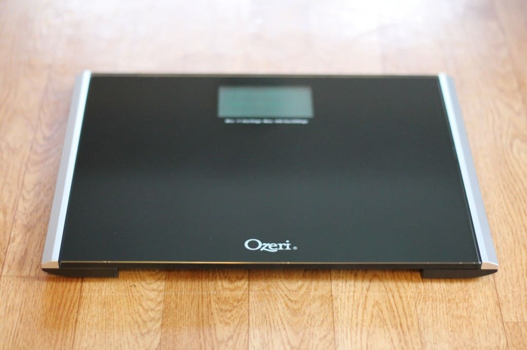 Ozeri Precision Pro II Digital Bathroom Scales