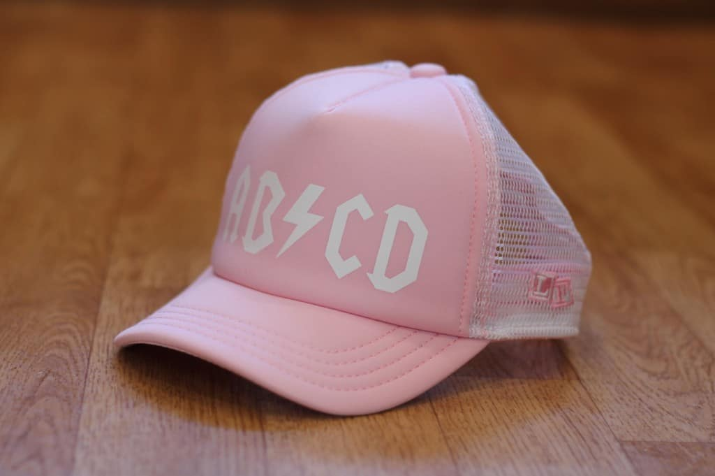 Review: Little Fit ABCD Trucker Hat
