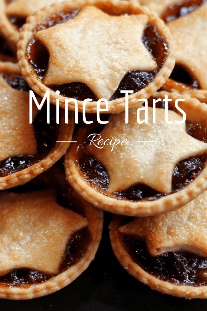 Mince Tarts Recipe