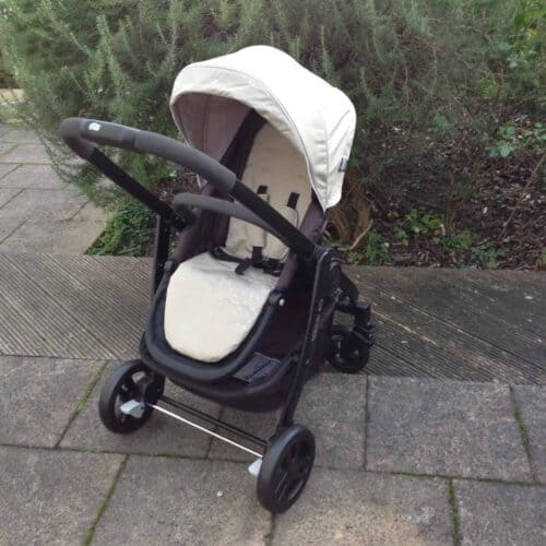 Review: Graco Evo Stroller