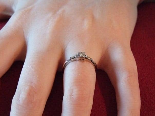 Hubby Proposed 6 Years Ago!