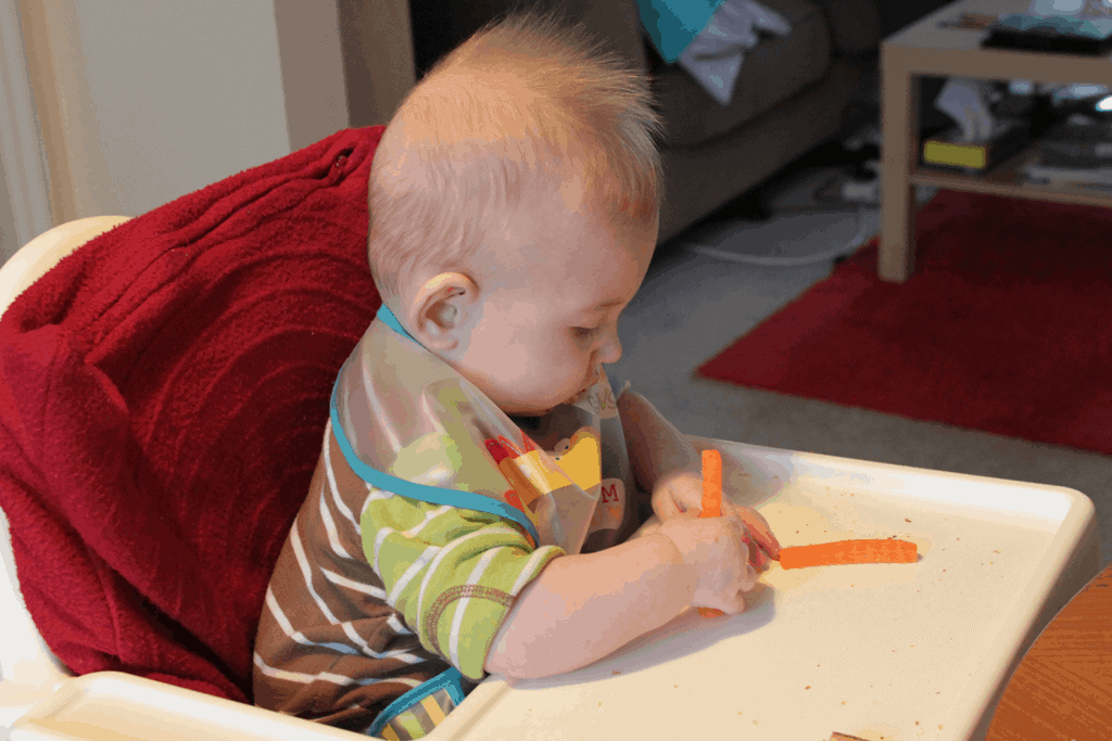 Getting to grips with carrot