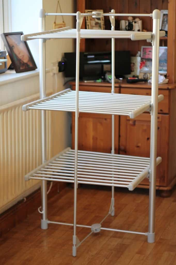 Dry-Soon 3 Tier Heated Airer