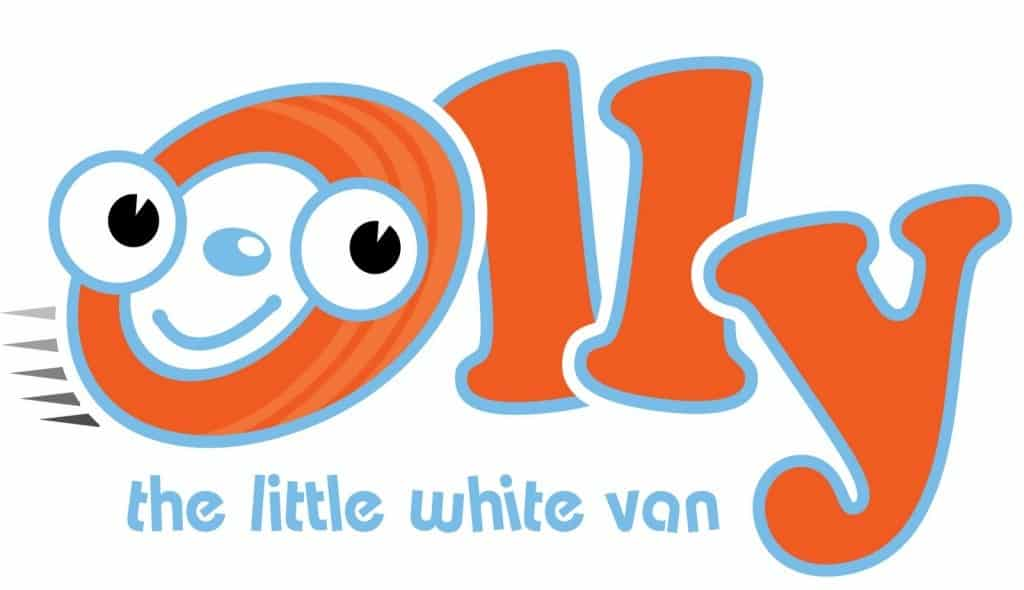 Review: Olly The Little White Van Series