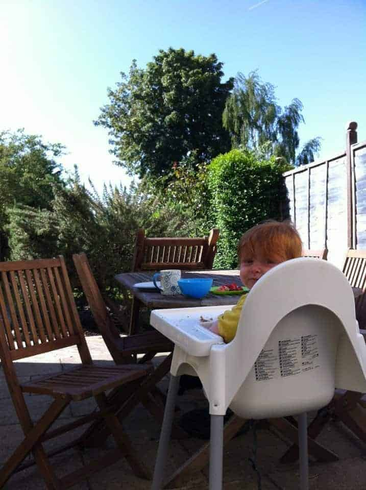 Peachy Ikea Antilop High Chair Review What The Redhead Said Caraccident5 Cool Chair Designs And Ideas Caraccident5Info