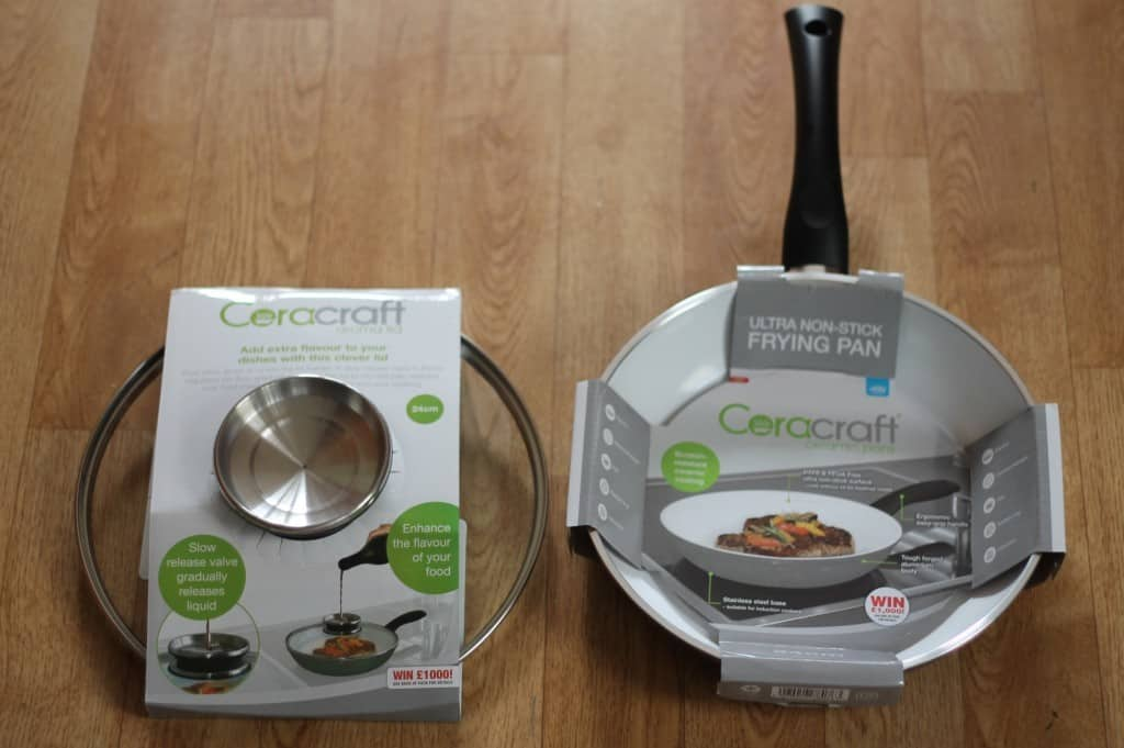 Review Jml Ceracraft Frying Pan And Lid What The