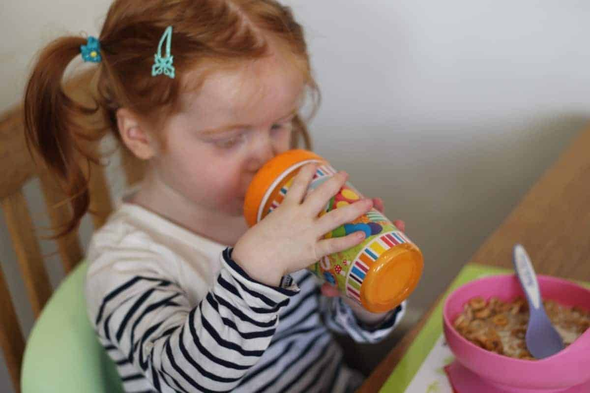 Review: Lamaze Insulated Sippy Cup