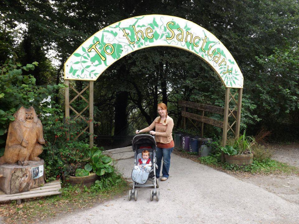 The Monkey Sanctuary, Looe, Cornwall