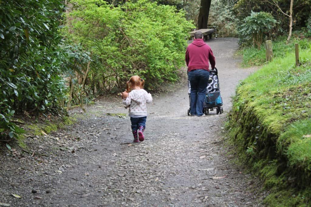 Trebah Gardens, Cornwall