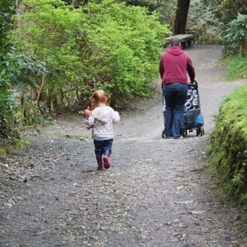 Review: Trebah Gardens, Cornwall