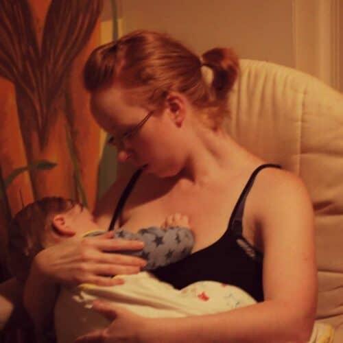 Breastfeeding - The Ordinary Moments