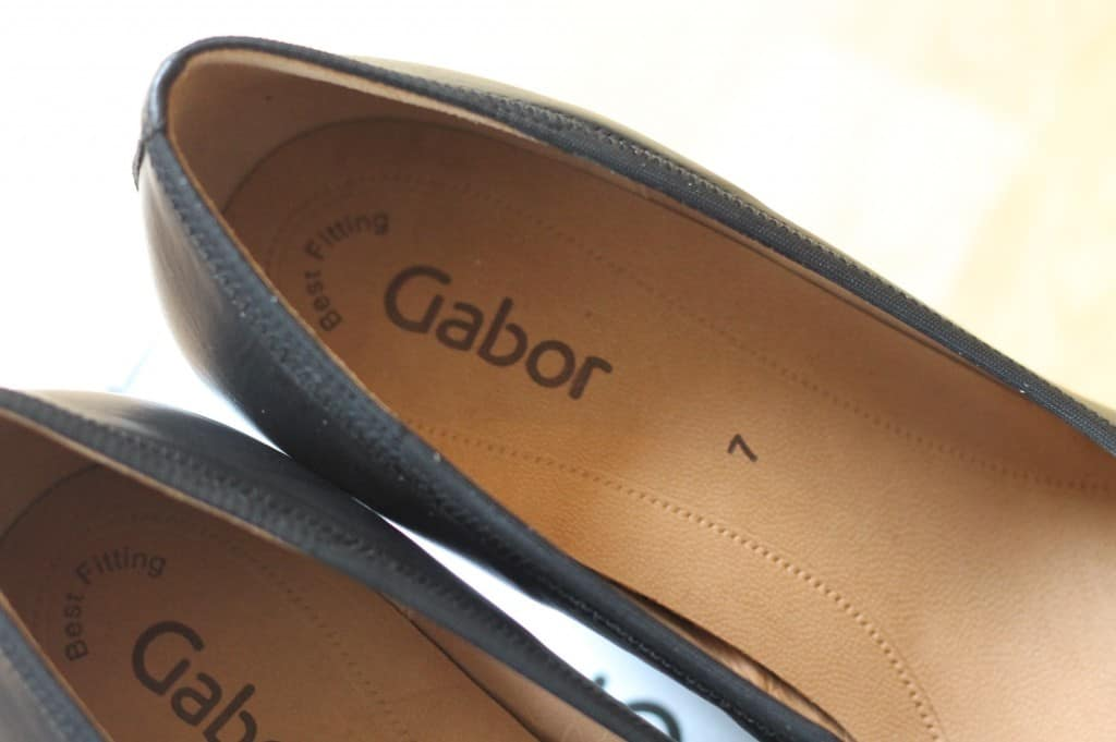 Review: Charles Clinkard Gabor Melton Court Shoes