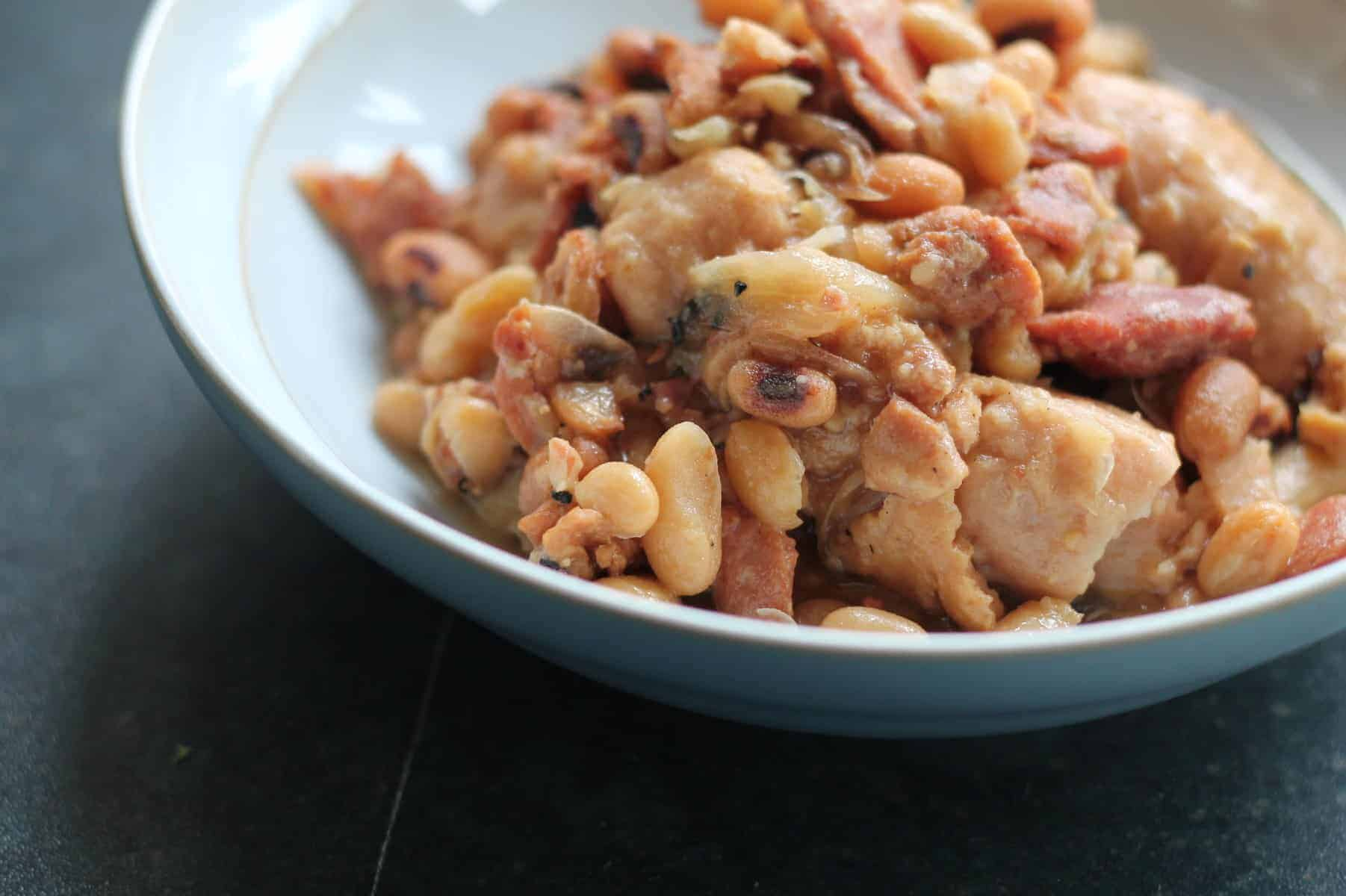 Slow Cooker Recipe: Poor Man's Cassoulet