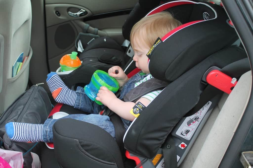 Review Graco Nautilus Elite Car Seat