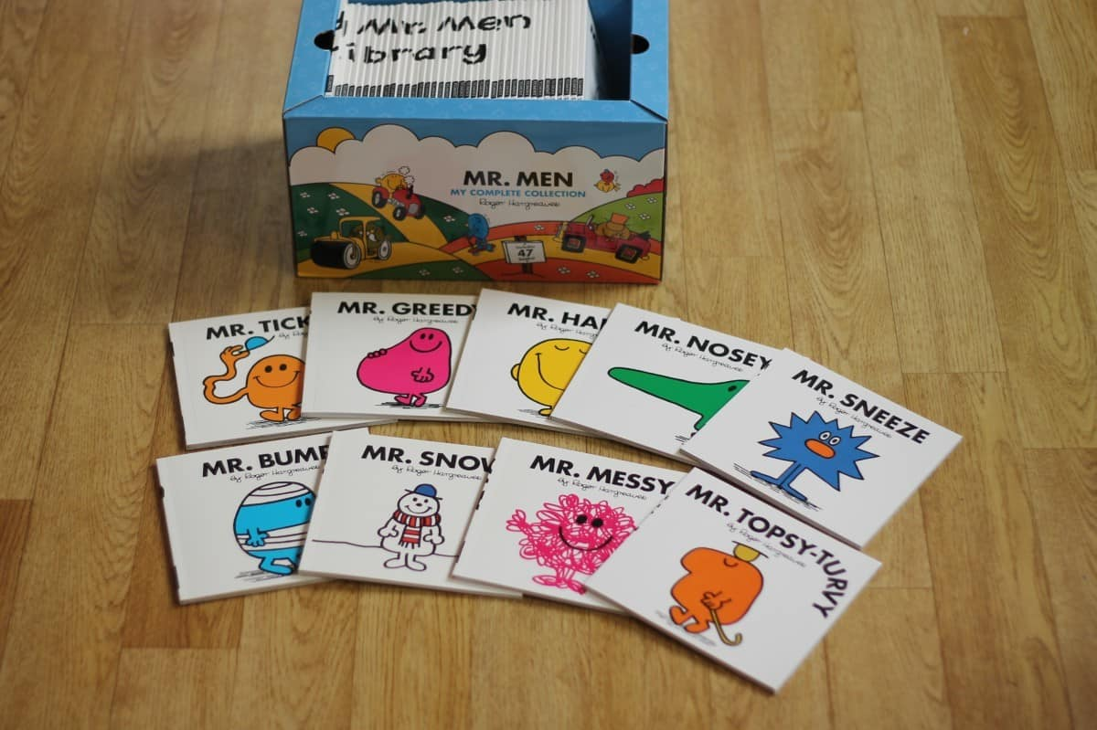 Review: Mr Men - My Complete Collection