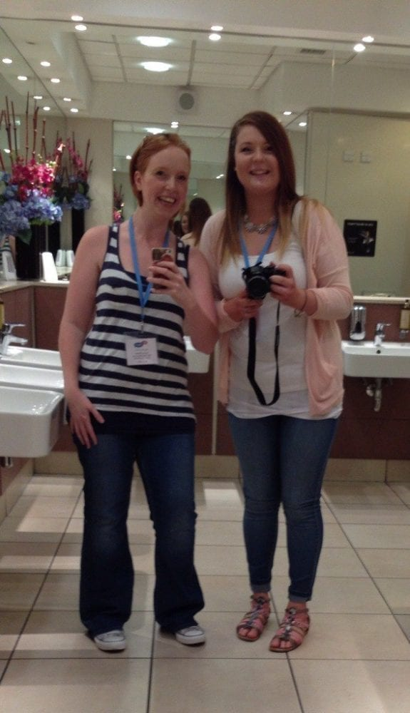 A Little Fish in a Big Pond - BritMums Live 2014