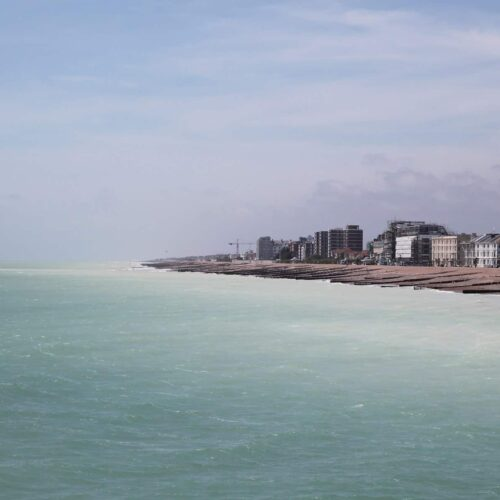 A Day at the Seaside - Worthing