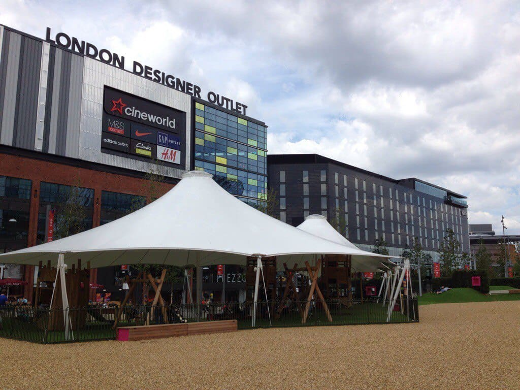A Day At the London Designer Outlet