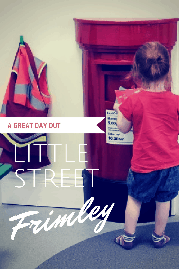 Our New Favourite Place - Little Street! Frimley, Surrey