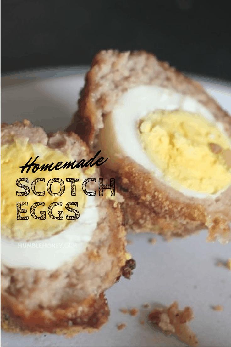 Homemade Scotch Eggs Recipe