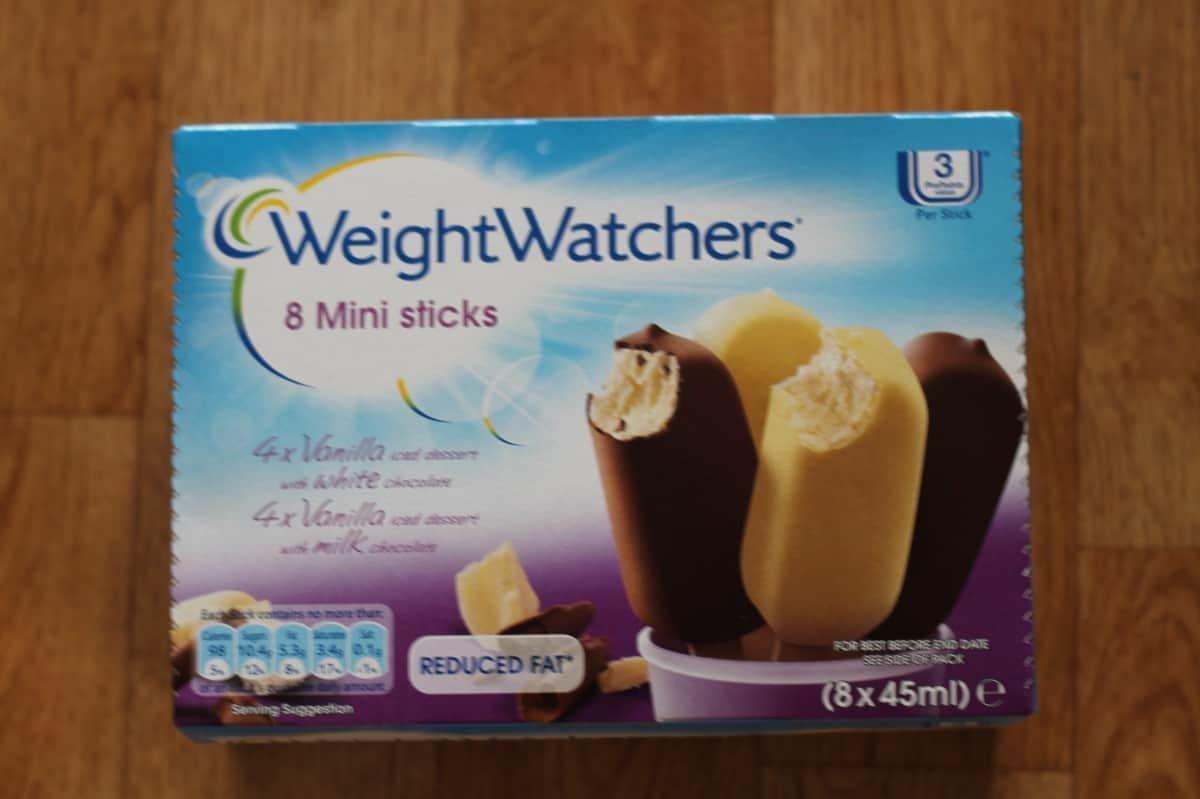 Review: Weight Watchers Frozen Desserts