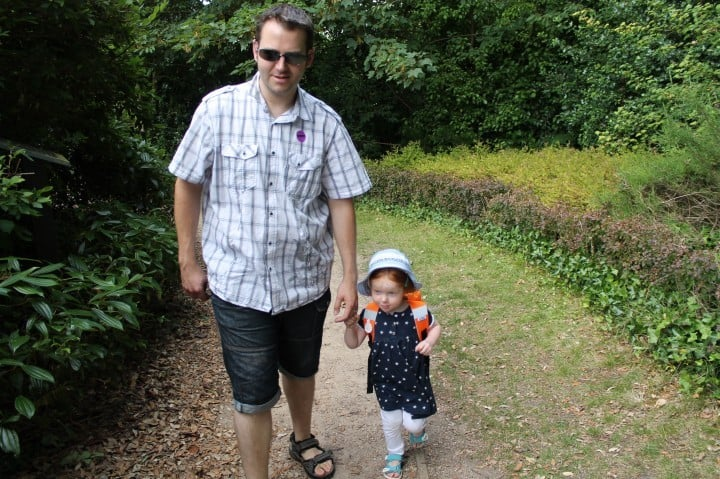 Our First Visit to Staunton Country Park