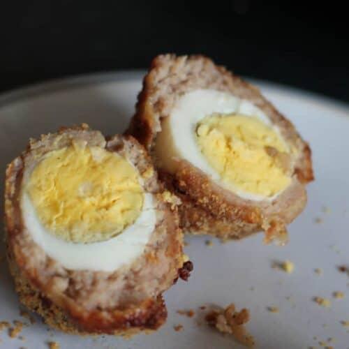 Homemade Scotch Eggs