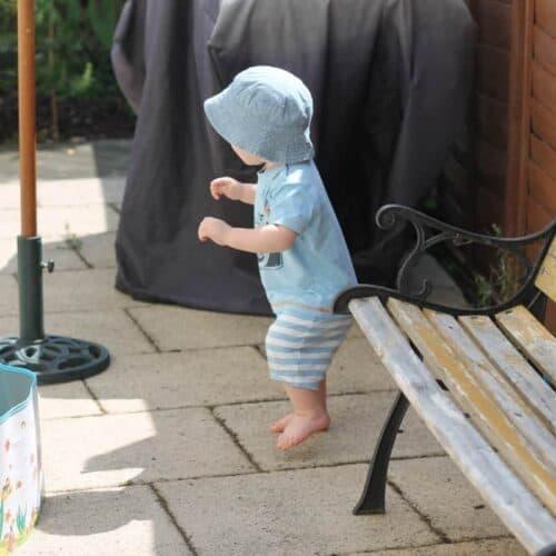 Walking Boy!
