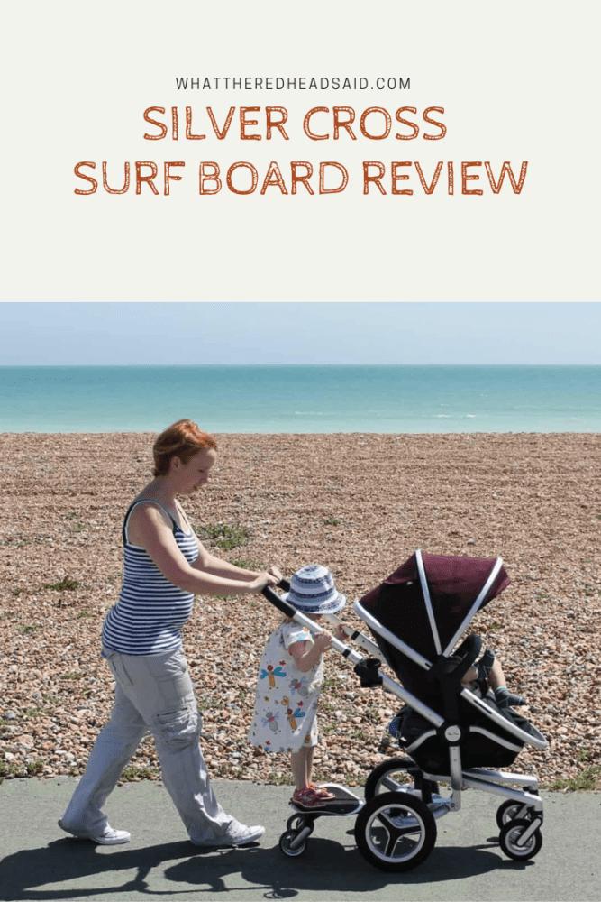 Silver Cross Surf Board Review