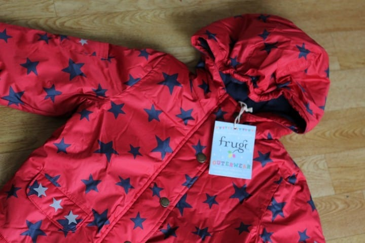 Review: Frugi Outerwear - Little Explorers Coat