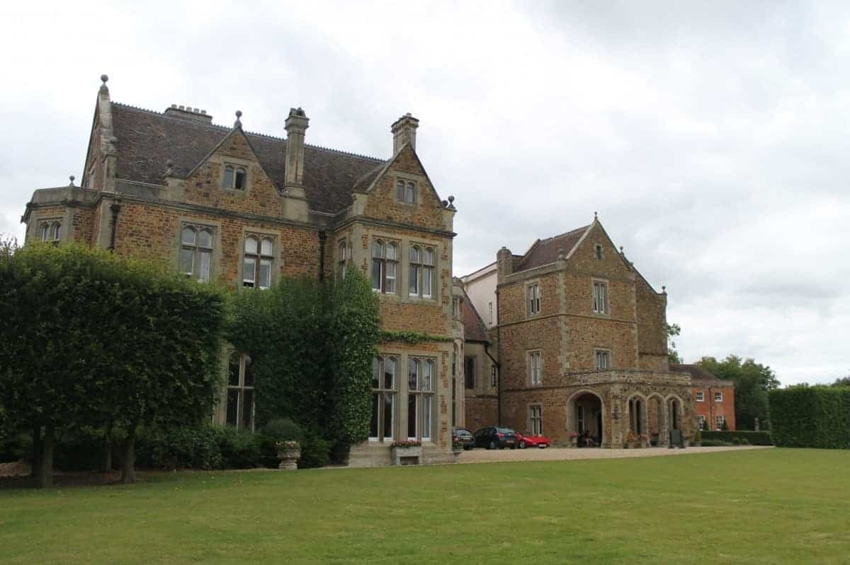 Review: Fawsley Hall Hotel