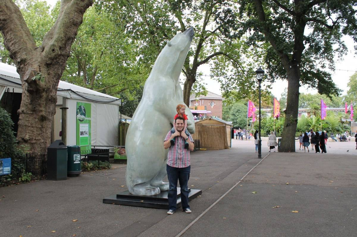 A Day at London Zoo thanks to Xeno