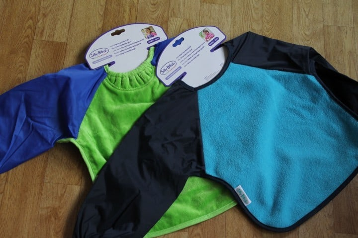 Review: Silly Billyz Bibs