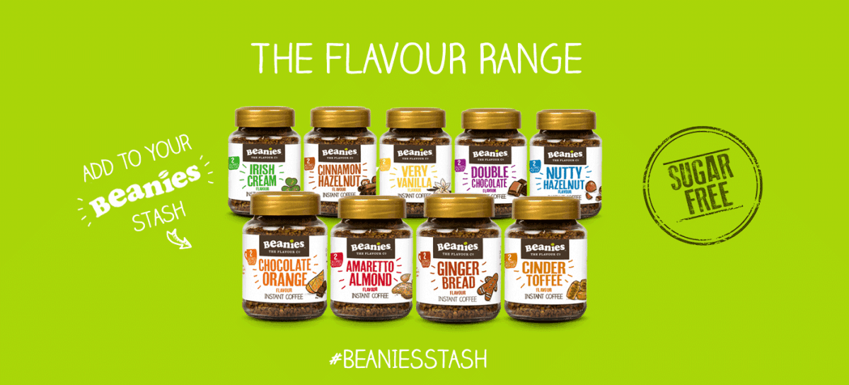 97e215a1ea5 Beanies Flavoured Coffee Review - What the Redhead said
