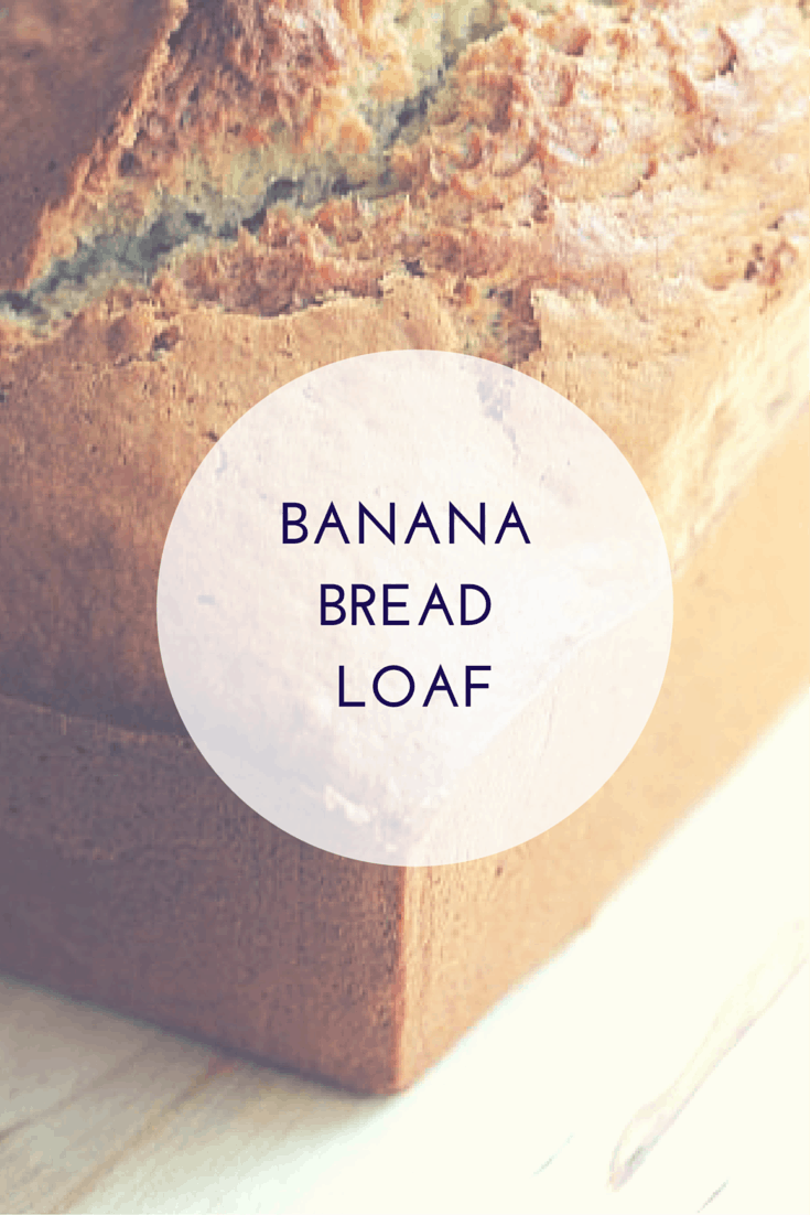 how to make banana bread without eggs and sugar
